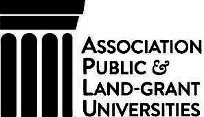Association of Public & Land-Grant Universities logo