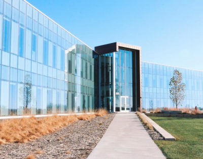 Facilities photo of Iowa State University Research Park Core building